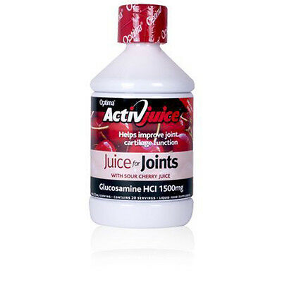 Optima ActivJuice for Joints with Sour Cherry Juice 500ml