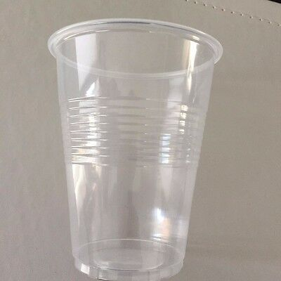 disposable plastic cups Pack of 50