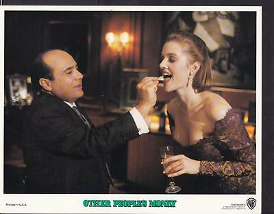 Danny DeVito Penelope Ann Miller Other People's Money 1991 movie photo 27200