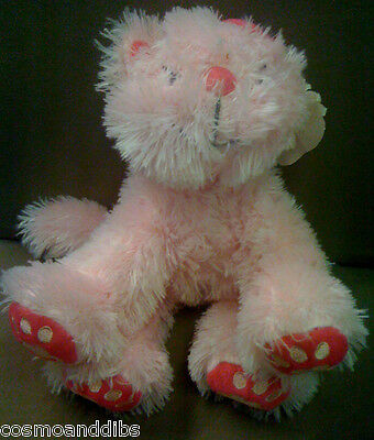 Lovely Pink Cat Soft Toy