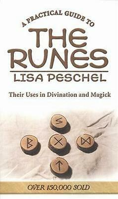 NEW A Practical Guide to the Runes By Peschel Paperback Free Shipping