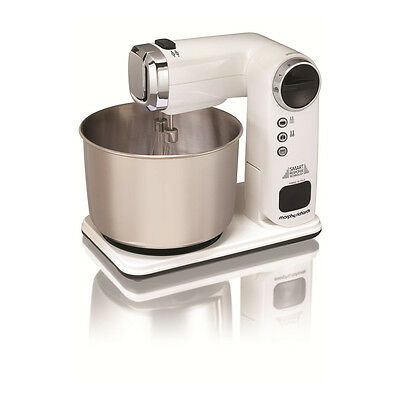 Morphy Richards 400405 Total Control Food Mixer with 300W and 3.5L Capacity in