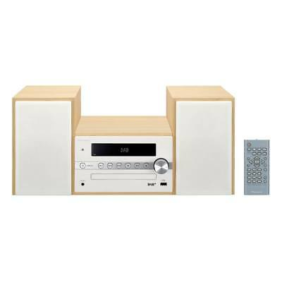 Pioneer XCM56DW Micro Hi-Fi System with 30w Output, Bluetooth & DAB/FM Tuner in