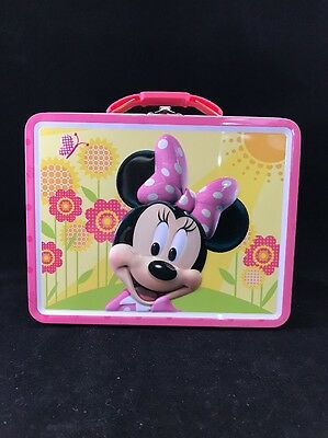 Minnie Mouse Tin Box Carry All