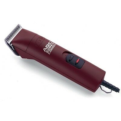 Andis Super 2 Speed Dog & Pet Clipper & Andis Egt Ultraedge+ 7Fc