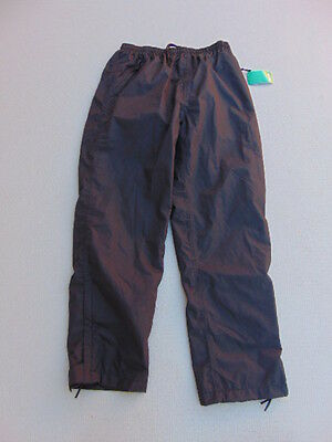Rain Gear Mens Size X Large Wetskins Pants Black Waterproof NEW With Tag