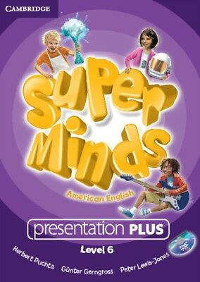 Super Minds American English Level 6 Presentation Plus DVD-ROM (D...