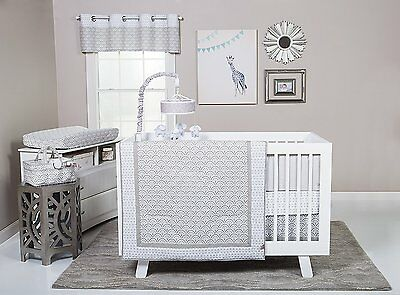 Trend Lab Art Deco Baby Nursery Crib Bedding CHOOSE FROM 3 4 5 Piece Set