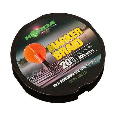NEW Korda Marker Braid - KMAB