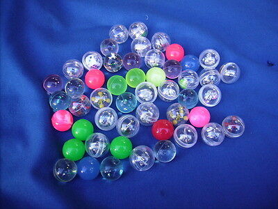 "1""filled capsules x 25 & 1"" bouncy balls x 25 Party Pac"