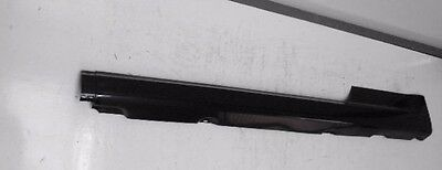 Ford Focus St 3 Door Passengers Side Sill Skirt In Panther Black 2005 2006- 2011