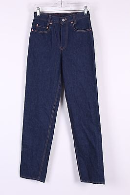 Vtg Levis 701 501 Student Button Fly Denim Jeans Usa Nwts 27-32