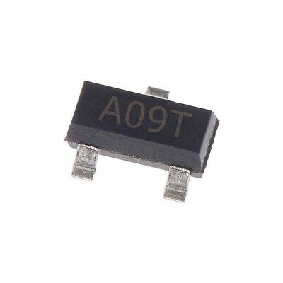 50PCS AO3400 A09T 5.7A/30V SOT23 N-Channel MOSFET transistor SMD NEW