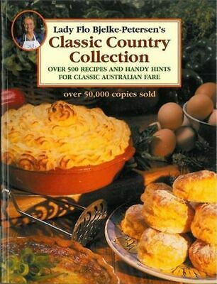 NEW Classic Country Collection By Flo Bjelke-Petersen Paperback Free Shipping