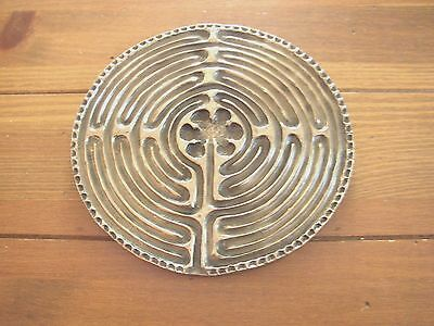 Chartres Labyrinth, Wall Decoration, Wild Goose Studio