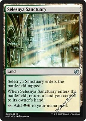 Land MM15 Modern Masters 2015 Mtg Magic Uncommon 4x x4 4 FOIL Azorius Chancery