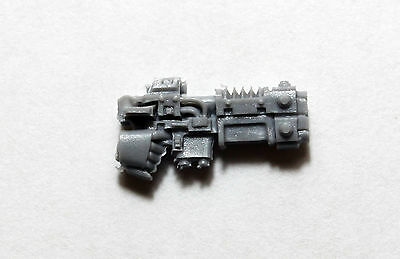 Warhammer 40K Space Marines Forgeworld Volkite Charger with Hand Heresy Bits