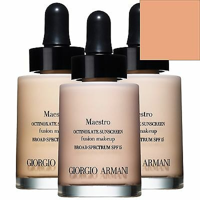 Giorgio Armani Maestro Fusion Make-Up Foundation 5.5 SPF15, 30ml for her