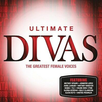 Various Artists - Ultimate Divas [New CD] UK - Import