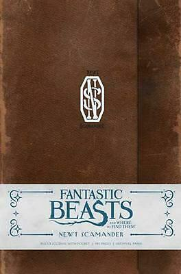Fantastic Beasts and Where to Find Them by Insight Editions Hardcover Book (Engl