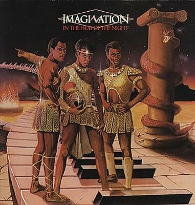 IMAGINATION In The Heat Of The Night 1982 UK Vinyl LP EXCELLENT CONDITION