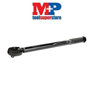 "DRAPER 64535 1/2"" Square Drive 30 - 210Nm 22.1-154.9 in-lb Ratchet Torque Wrench"