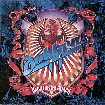 Dokken - Back for the Attack [New CD]