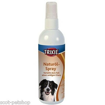 Natural Oil Spray For A Silky Shine On Your Dogs Coat 175 ml