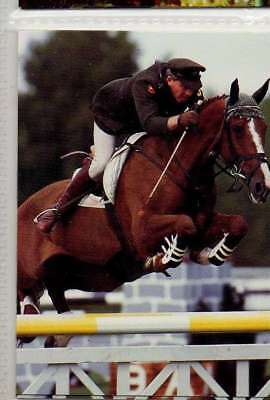 #130 Gerry Mullins IRL Jumpin equestrian collector card