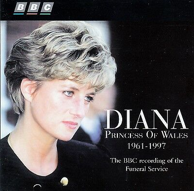 Diana - Princess Of Wales 1961-1997 - Bbc Recording Of The Funeral Service / Cd