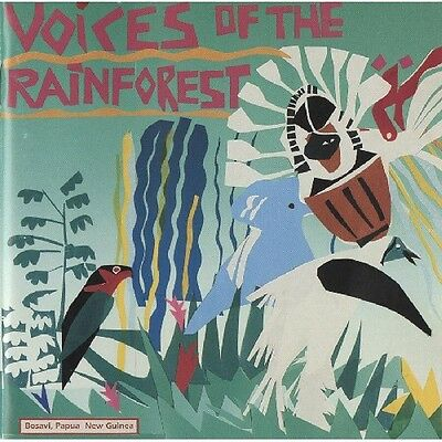 Various Artists - Voices of the Rainforest / Various [New CD]
