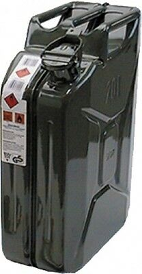 Canister Metal 20l Jerry Can Petrol Reserve Fuel Canister Car Metal