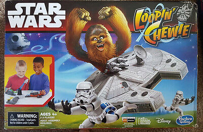 Star Wars Loopin Chewie Game New In Box Read