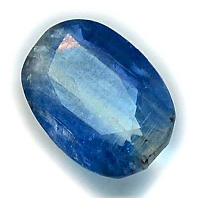 4.1Ct Natural Kyanite (faceted-11mm X 7mm)