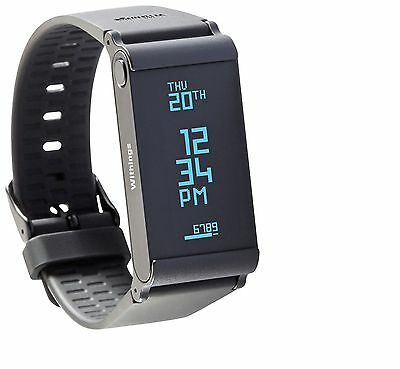 Withings Pulse Fitness Activity Tracker - Black -From the Argos Shop on ebay
