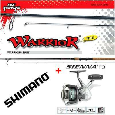 Fox RAGE WARRIOR Spin 2,70 m Fox Wg: 15-50g + SHIMANO 2500FD