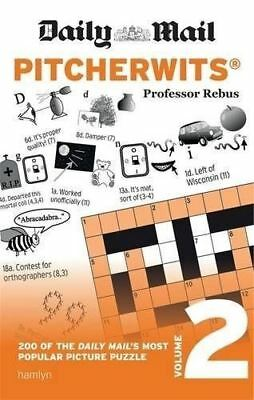 Daily Mail Pitcherwits - Volume 2 (The Daily Mail Puzzle Books)
