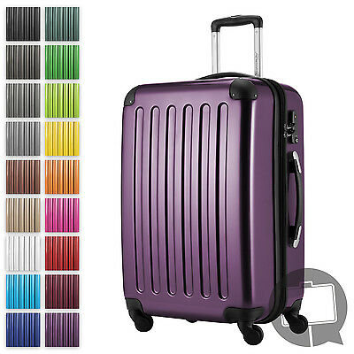 Alex Hauptstadtkoffer Luggage Suitcase Hardside Spinner Trolley 4 Wheel