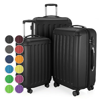 Spree Hauptstadtkoffer Set of 3 Hardside Luggages Trolley Suitcase