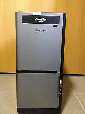 Dimotion Silentmax,Intel Core 2 Duo E8400 3000MHz, 4Gb Ram, 160Gb HDD