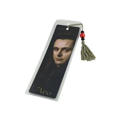 "Twilight Saga New Moon Aro Bookmark - """" (volturi) Breaking Dawn Vampires"