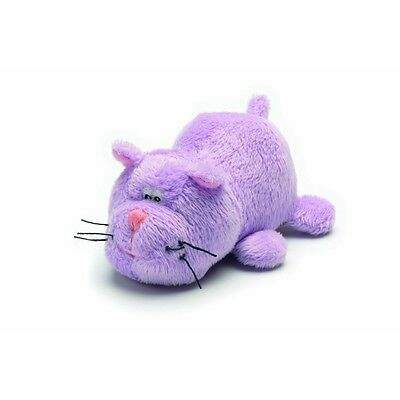 Small Purple Cat Dusty Pups Novelty Screen Wipe - Intelex Cleaner Mobile Phone