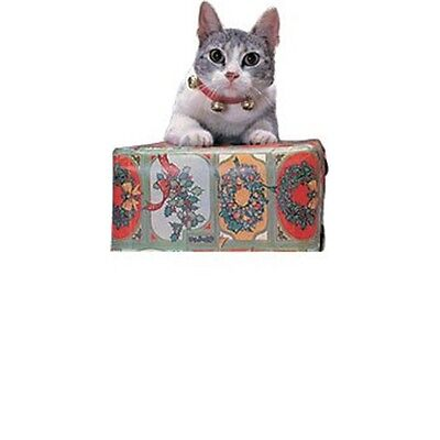 Cat's Jingle Christmas Collar - Cat Fancy Dress For Cats Pets Party Accessory