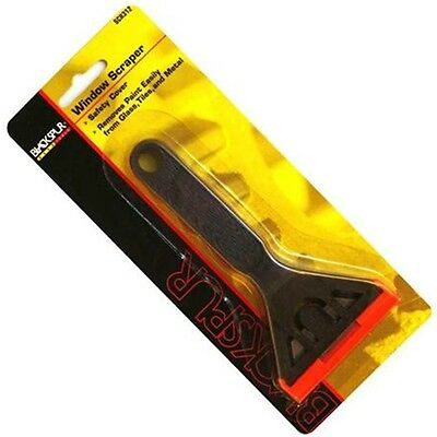 Window Scraper With Safety Cover - Blackspur Bb-scr312