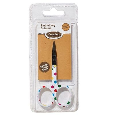 Printed Embroidery Scissors - Korbond Sewing Tools And Accessories