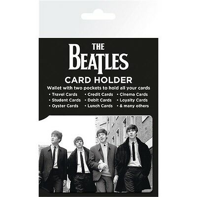 The Beatles In London Card Holder - 21x7cm Official Music Wallet Accessory Gift
