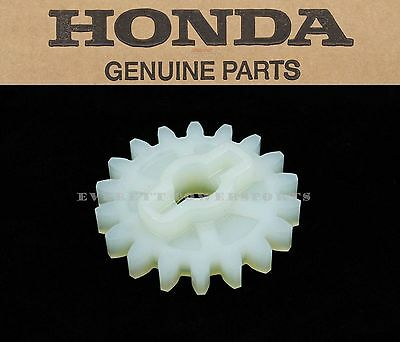 New Genuine Honda Oil Pump Driven Gear (18T) CRF250 R CRF250 X (See Notes) O192