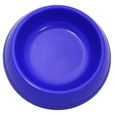 Small Blue Cat Feeding Bowl - Plastic James & Steel Cats Pets Food Water Pet
