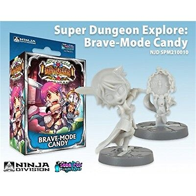 Super Dungeon Explorer V2 Brave Mode Candy Soda Pop Miniatures