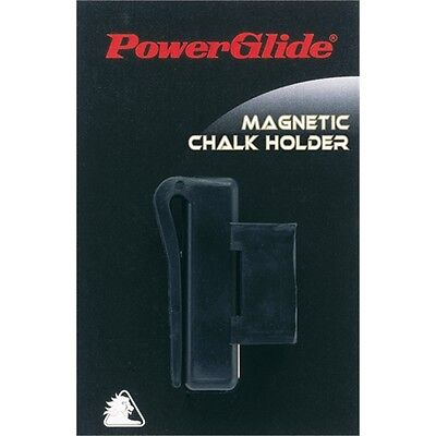 Magnetic Snooker Chalk Holder - Powerglide Pool Accessory Professional Equipment